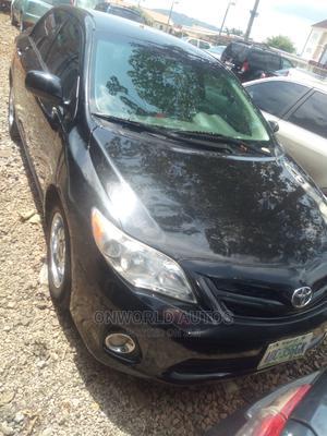 Toyota Corolla 2012 Black | Cars for sale in Abuja (FCT) State, Gwarinpa