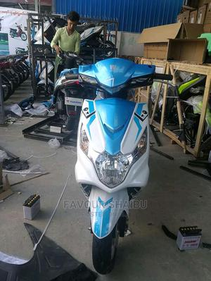 New Haojue HJ110-2C 2020 Black | Motorcycles & Scooters for sale in Lagos State, Ikoyi