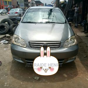 Toyota Corolla 2004 LE Silver | Cars for sale in Rivers State, Port-Harcourt