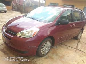 Toyota Sienna 2004 Red | Cars for sale in Ogun State, Ijebu Ode