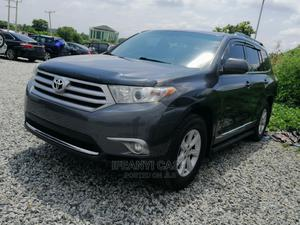 Toyota Highlander 2013 Gray   Cars for sale in Abuja (FCT) State, Jahi