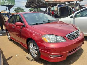 Toyota Corolla 2007 S Red | Cars for sale in Lagos State, Apapa