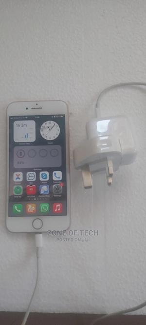 Apple iPhone 8 64 GB Gold   Mobile Phones for sale in Abuja (FCT) State, Lugbe District
