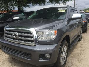 Toyota Sequoia 2015 Gray | Cars for sale in Lagos State, Apapa