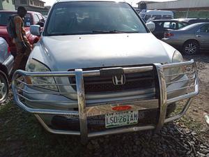 Honda Pilot 2004 EX-L 4x4 (3.5L 6cyl 5A) Silver   Cars for sale in Lagos State, Ikeja