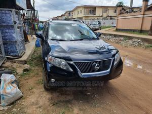 Lexus RX 2010 350 Black | Cars for sale in Lagos State, Alimosho