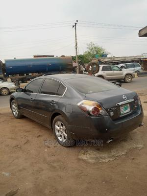 Nissan Altima 2008 Gray | Cars for sale in Lagos State, Alimosho