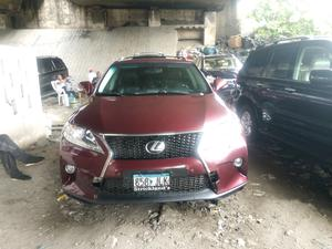 Lexus RX 2015 350 AWD Red | Cars for sale in Lagos State, Apapa