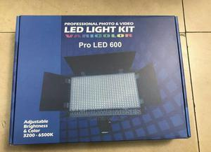 LED Light KIT (Pro LED 600)   Accessories & Supplies for Electronics for sale in Lagos State, Oshodi