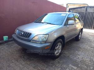 Lexus RX 2002 300 2WD Silver | Cars for sale in Lagos State, Surulere