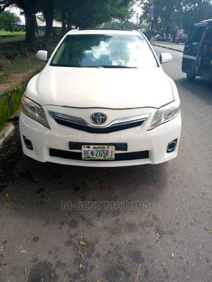 Toyota Camry 2009 White   Cars for sale in Cross River State, Calabar