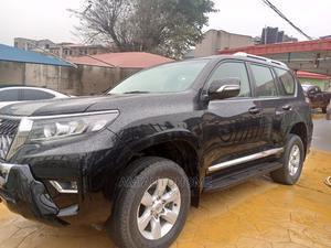 Toyota Land Cruiser Prado 2017 Black | Cars for sale in Lagos State, Ikeja