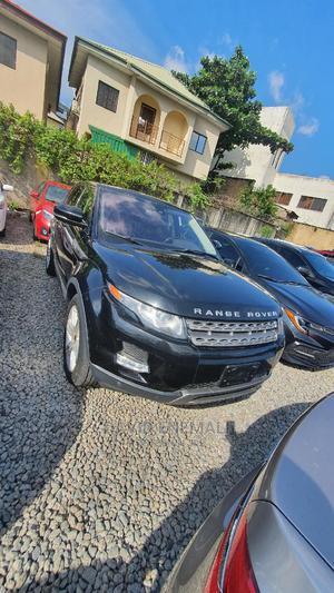 Land Rover Range Rover Evoque 2014 Black | Cars for sale in Abuja (FCT) State, Utako