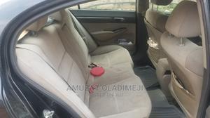 Honda Civic 2009 1.8 Black | Cars for sale in Lagos State, Gbagada
