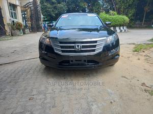 Honda Accord Crosstour 2011 EX-L AWD Black | Cars for sale in Lagos State, Lekki