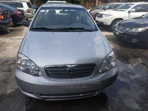 Toyota Corolla 2004 LE Silver | Cars for sale in Lagos State, Amuwo-Odofin