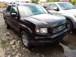 Honda Ridgeline 2008 Black | Cars for sale in Lagos State, Amuwo-Odofin