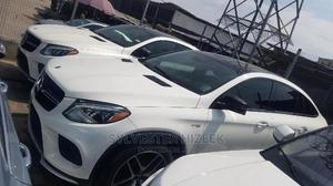 Mercedes-Benz GLE-Class 2017 White | Cars for sale in Lagos State, Lekki