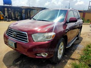 Toyota Highlander 2008 Limited Red   Cars for sale in Lagos State, Ikeja