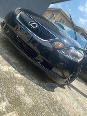 Lexus GS 2008 Black | Cars for sale in Lagos State, Ajah
