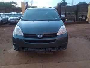 Toyota Sienna 2004 LE FWD (3.3L V6 5A) Blue | Cars for sale in Lagos State, Ifako-Ijaiye