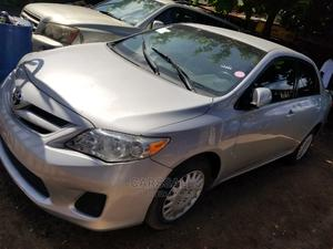 Toyota Corolla 2011 Silver   Cars for sale in Lagos State, Abule Egba