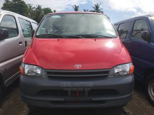Toyota HiAce 2005 Red | Cars for sale in Lagos State, Apapa