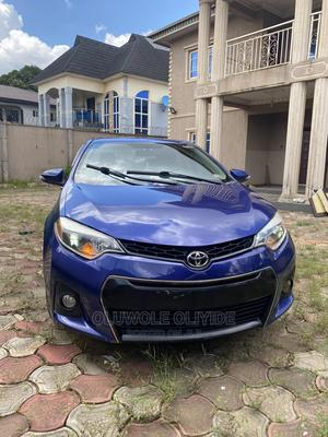 Toyota Corolla 2014 Blue   Cars for sale in Lagos State, Alimosho