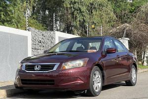Honda Accord 2009 2.4 EX-L Purple | Cars for sale in Abuja (FCT) State, Asokoro
