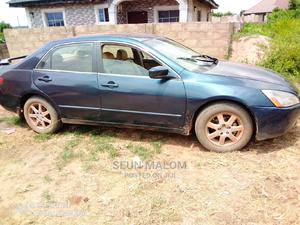 Honda Accord 2004 Automatic Blue   Cars for sale in Oyo State, Oluyole