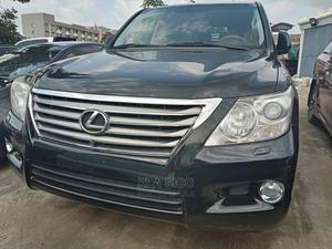 Lexus LX 2011 570 Black | Cars for sale in Abuja (FCT) State, Central Business District