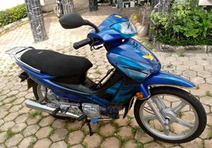 Haojue HJ110-5 2020 Blue | Motorcycles & Scooters for sale in Oyo State, Akinyele