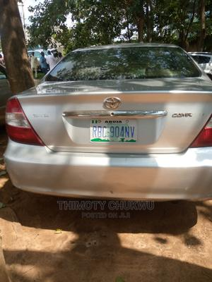 Toyota Camry 2004 Silver | Cars for sale in Abuja (FCT) State, Gaduwa