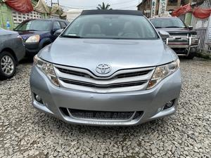 Toyota Venza 2015 Silver | Cars for sale in Lagos State, Agege