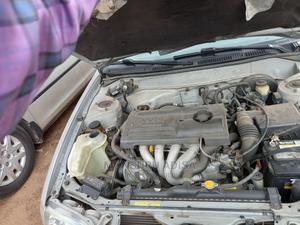 Toyota Corolla 2002 1.8 Sedan Automatic Silver   Cars for sale in Lagos State, Agege