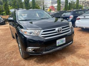 Toyota Highlander 2013 Limited 3.5l 4WD Black | Cars for sale in Abuja (FCT) State, Wuse 2