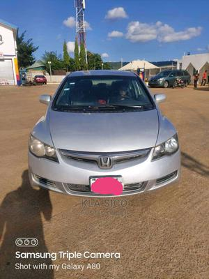 Honda Civic 2008 Silver | Cars for sale in Abuja (FCT) State, Apo District