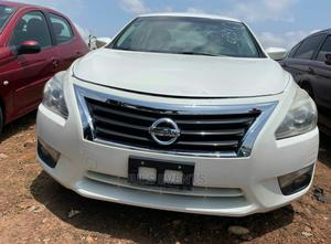 Nissan Altima 2014 White | Cars for sale in Abuja (FCT) State, Lugbe District