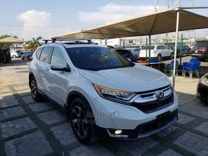 Honda CR-V 2017 White   Cars for sale in Lagos State, Lekki