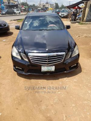 Mercedes-Benz E350 2011 Black   Cars for sale in Lagos State, Alimosho