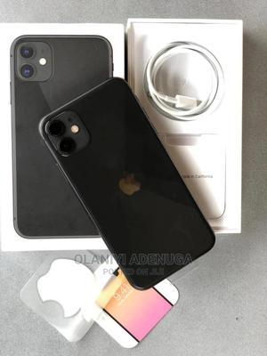 Apple iPhone 11 256 GB Black | Mobile Phones for sale in Ogun State, Abeokuta South