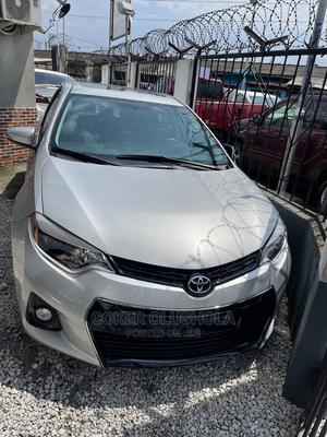 Toyota Corolla 2016 Silver   Cars for sale in Lagos State, Surulere