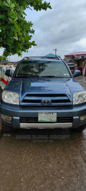 Toyota 4-Runner 2003 4.7 Blue | Cars for sale in Lagos State, Ipaja