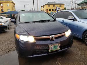 Honda Civic 2007 Blue   Cars for sale in Lagos State, Ikeja