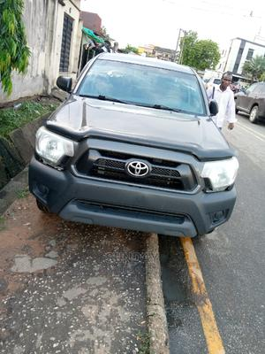 Toyota Tacoma 2012 Gray   Cars for sale in Lagos State, Ikeja