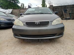 Toyota Corolla 2006 1.4 VVT-i Gray | Cars for sale in Lagos State, Isolo