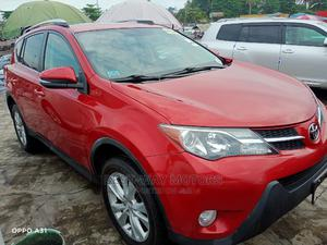 Toyota RAV4 2015 Red   Cars for sale in Lagos State, Apapa