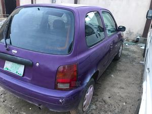 Nissan Micra 1999 Purple   Cars for sale in Lagos State, Ogba