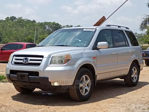 Honda Pilot 2006 EX-L 4x4 (3.5L 6cyl 5A) Silver   Cars for sale in Abuja (FCT) State, Lokogoma