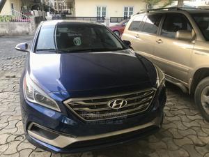 Hyundai Sonata 2015 Blue   Cars for sale in Lagos State, Ajah
